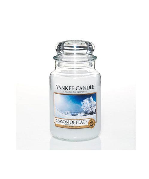 Yankee Candle ароматна свещ SEASON OF PEACE